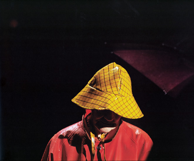 Philip-Lorca diCorcia,  Head #7 , 2001