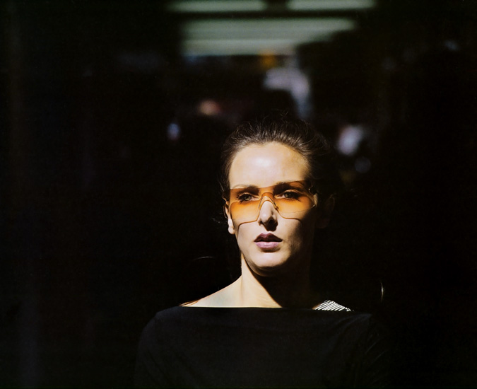 Philip-Lorca diCorcia,  Head #24 , 2001