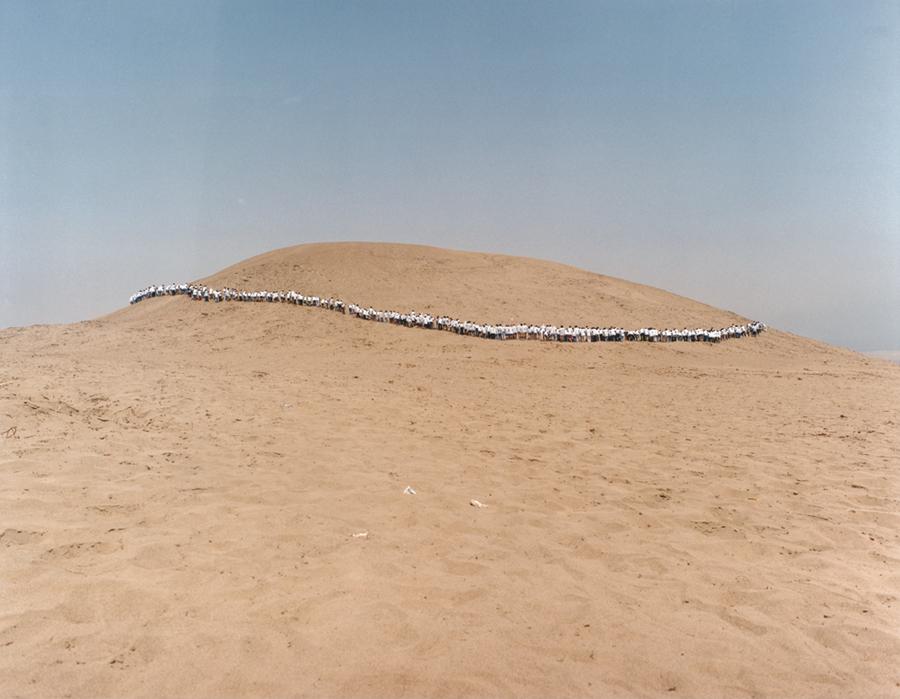 When Faith moves Mountains, 2002