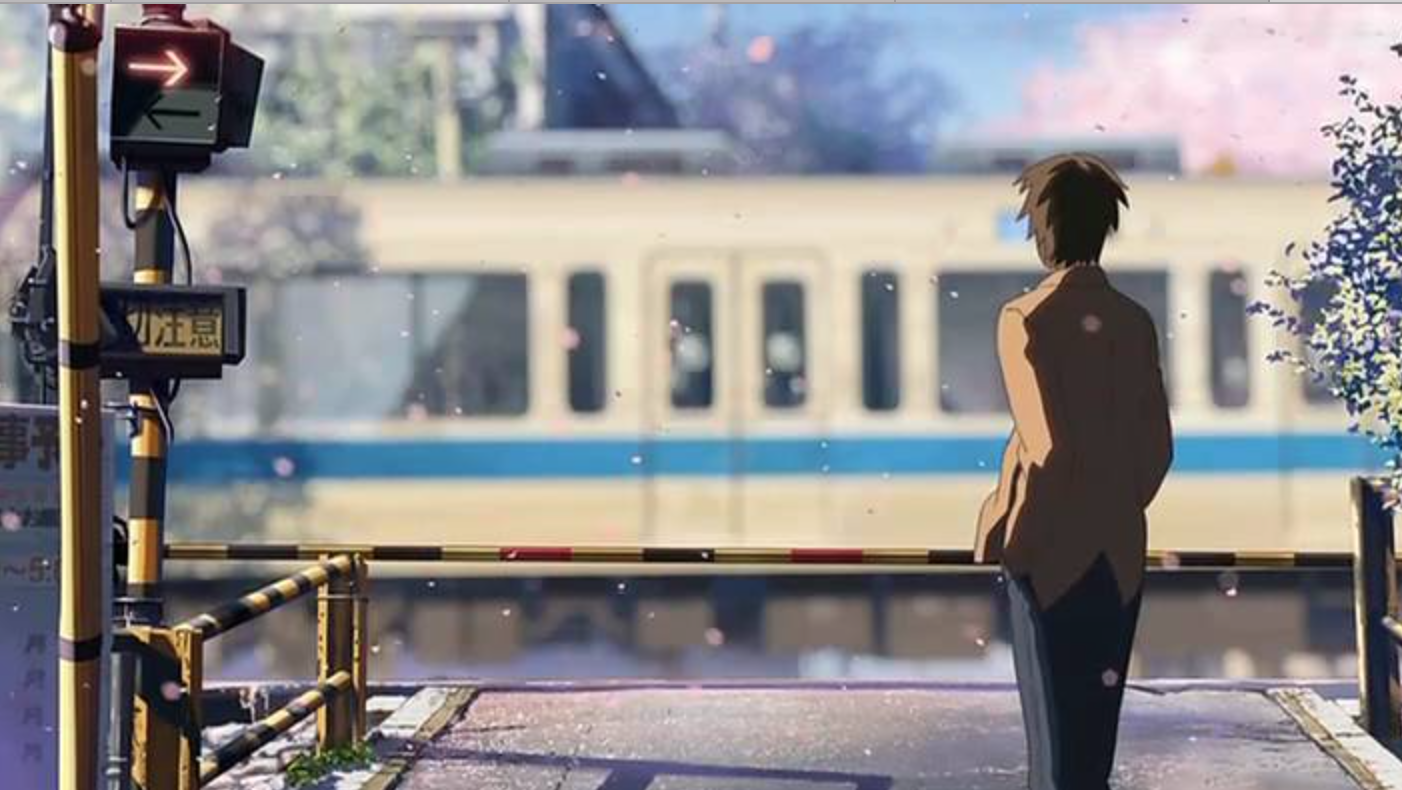 From  5 Centimeters Per Second .