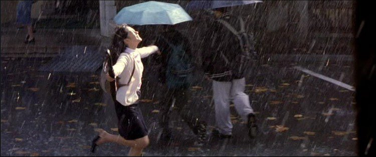 Scene from  The Classic  (2003).