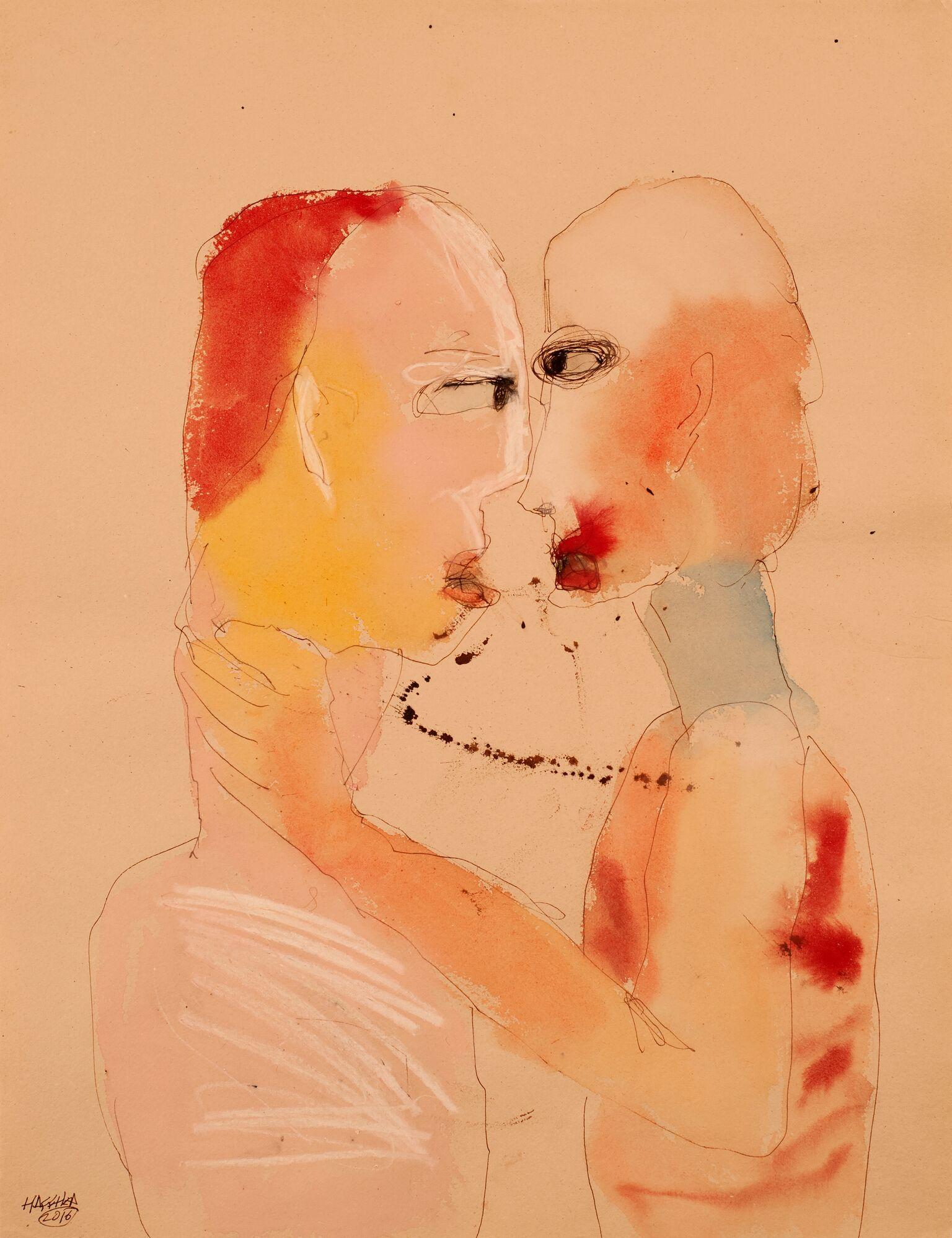 Michael Haffka,  Love  (2016)