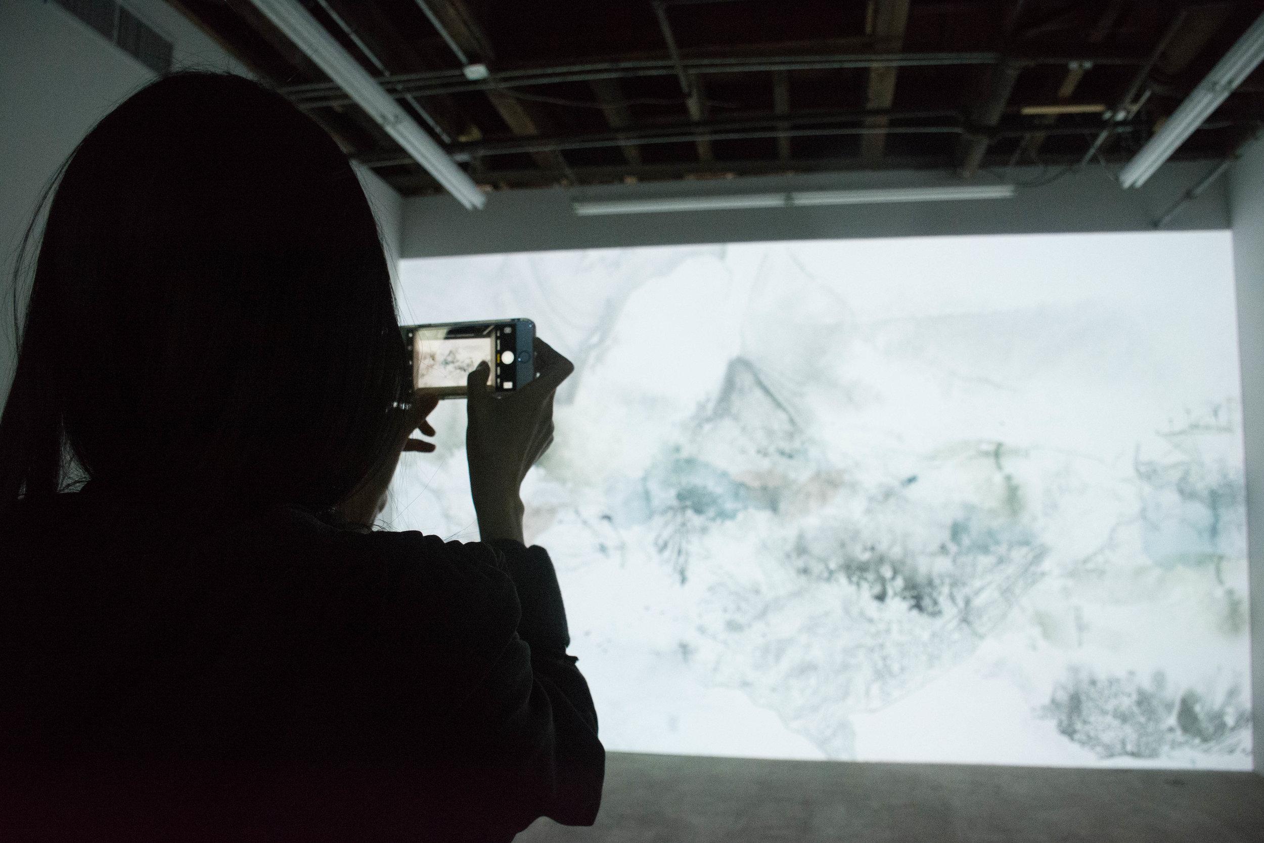 展覽一景。攝影:Luyao Wang