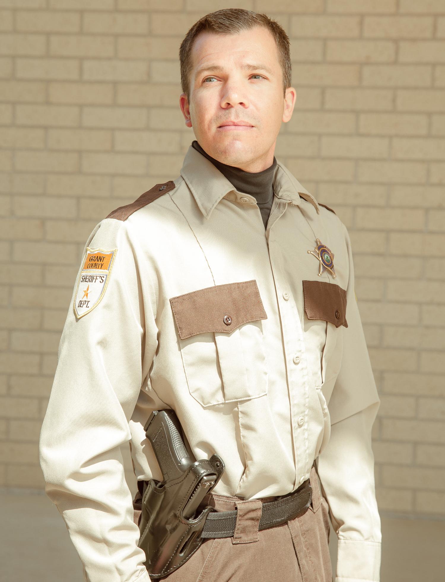 Deputy John Foss