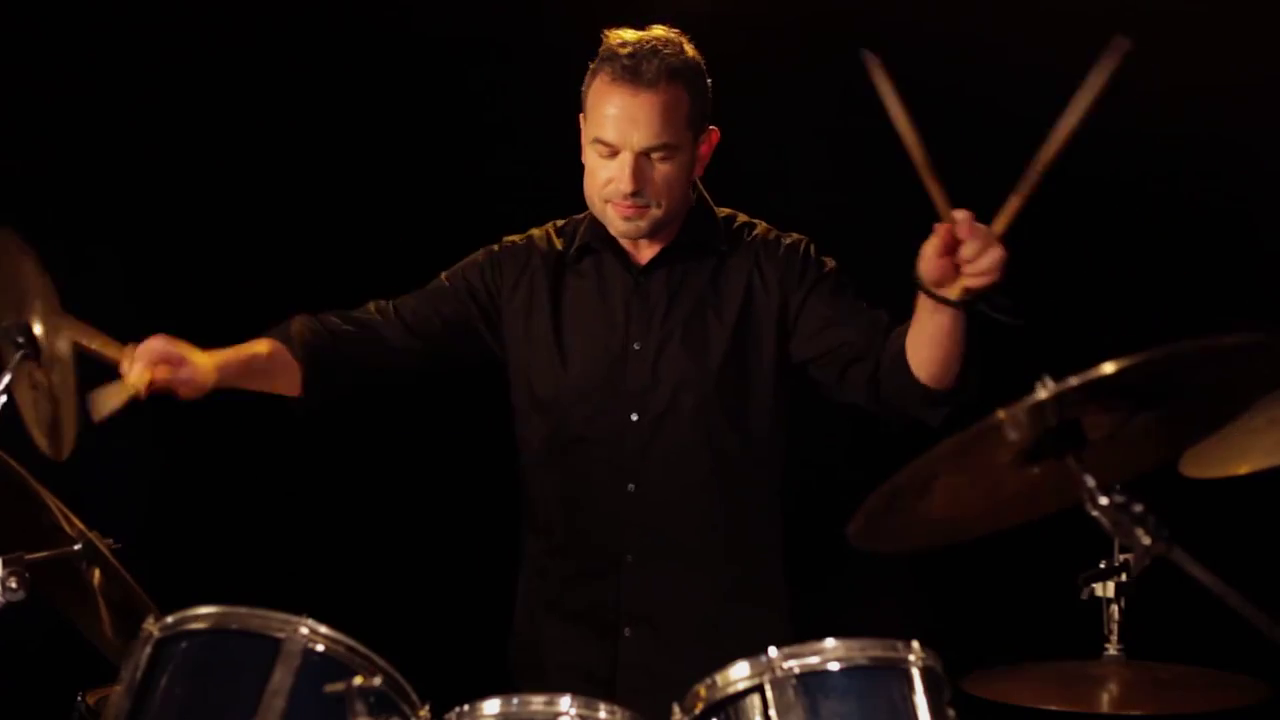 Ever tried 4 stick drumming?