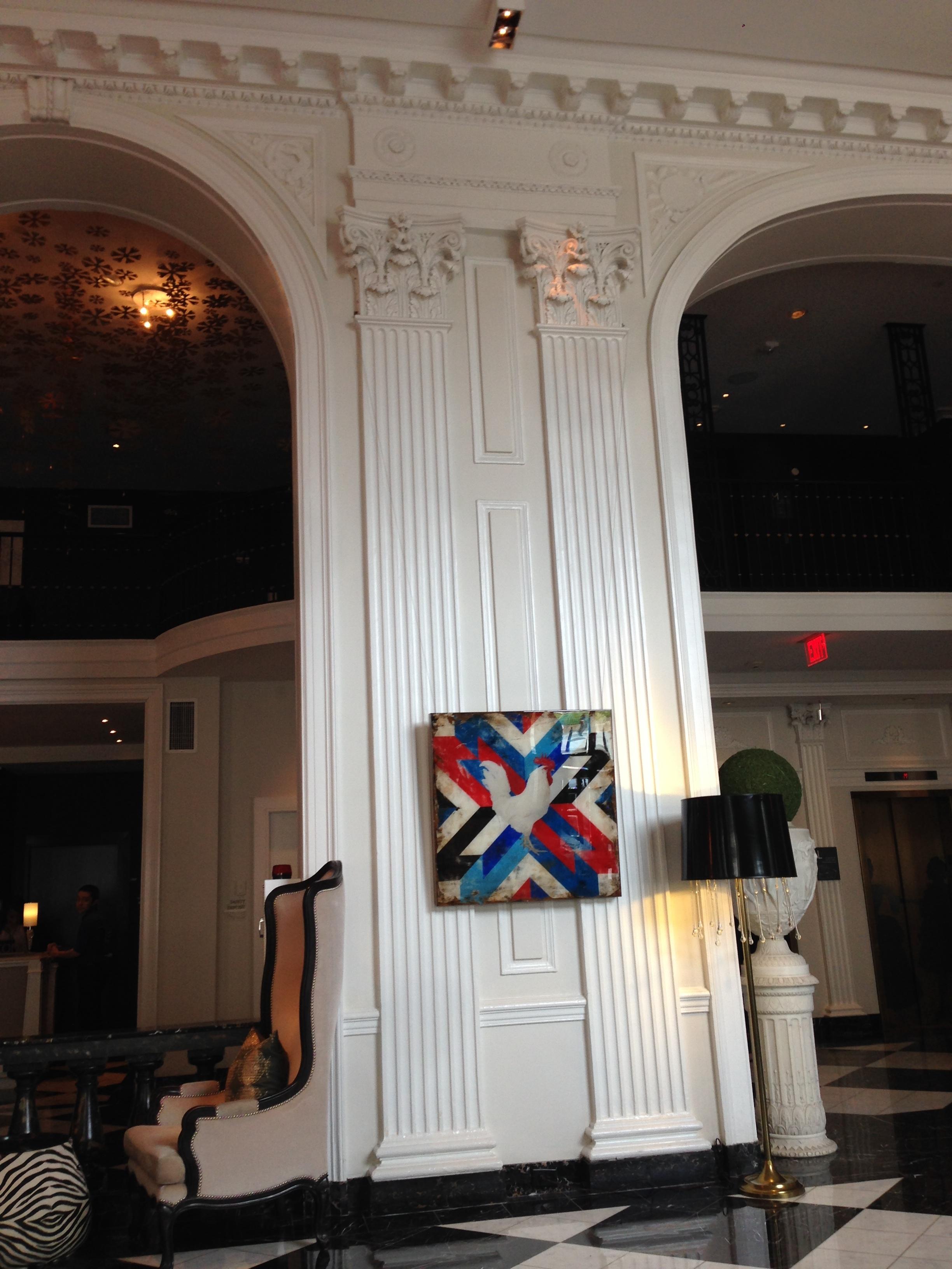 THE W HOTEL, WASHINGTON, DC
