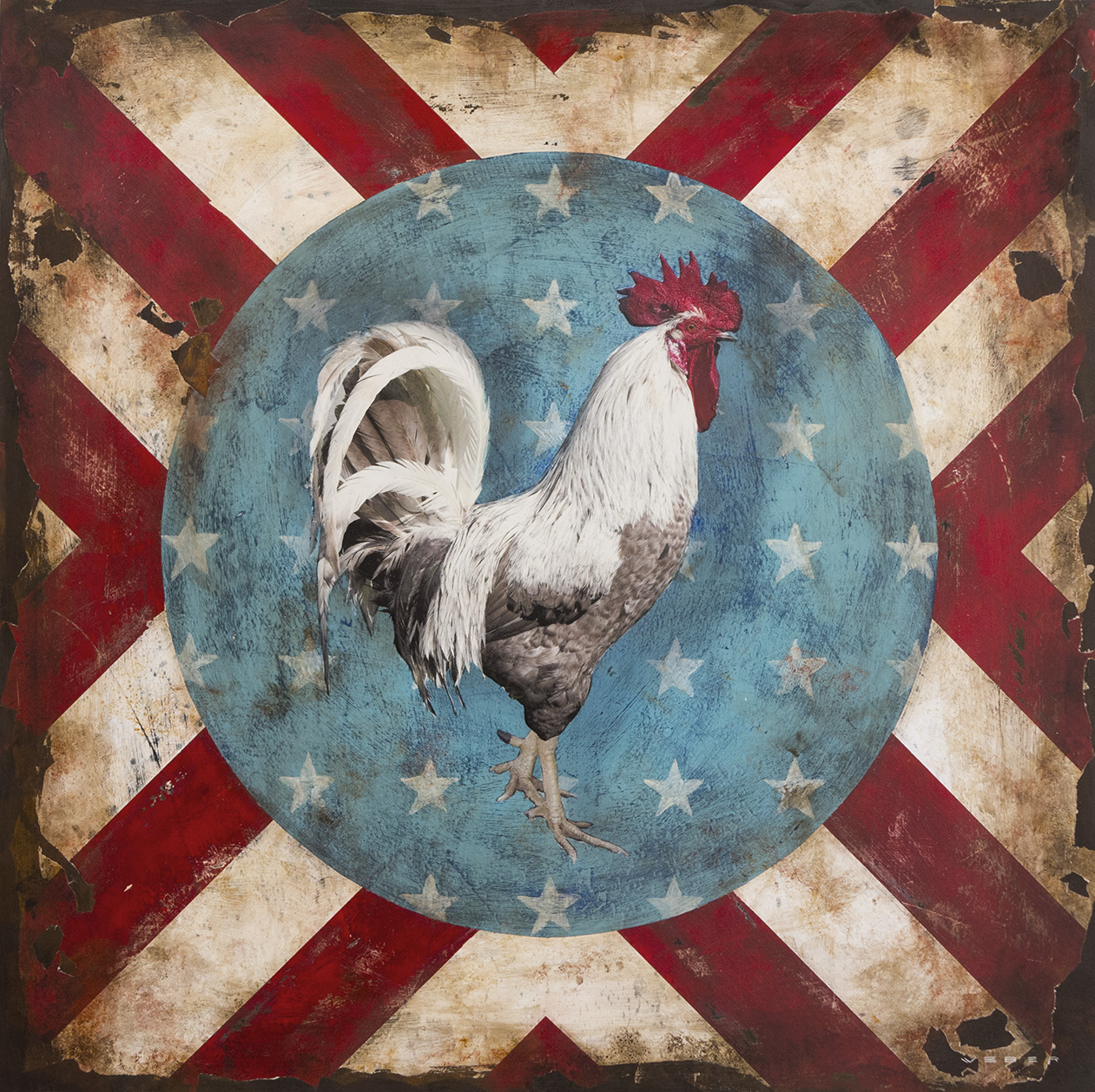 PROUD MARY, 30 X 30, SOLD