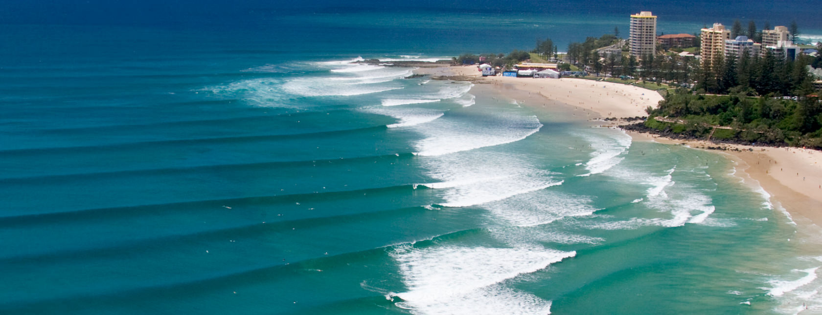 The southern beaches of the Gold Coast have a lower supply of property and more restrictive zoning, making them a better investment than the higher-density areas at the northern end of the coast.