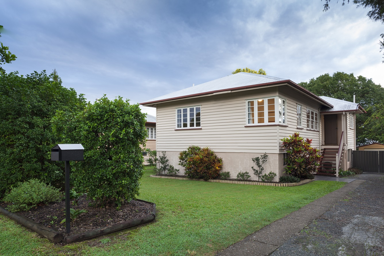 Brisbane Houses have achieved reasonably growth in the last 12 months.