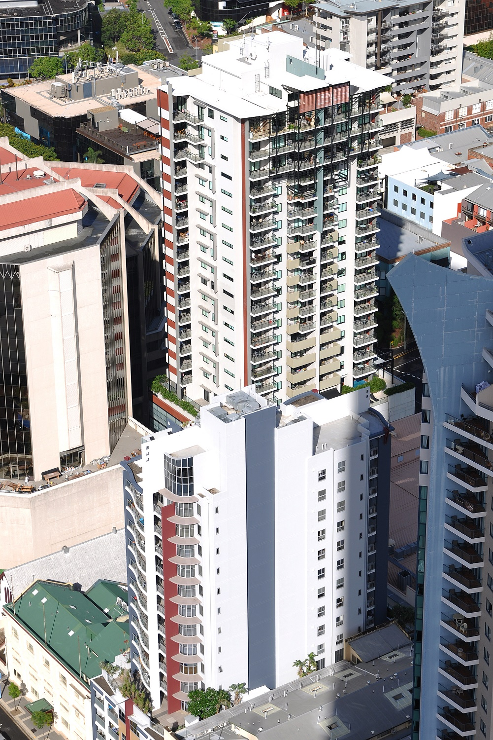 Apartments without unique features and in areas of medium-high density are likely to perform worst of all.