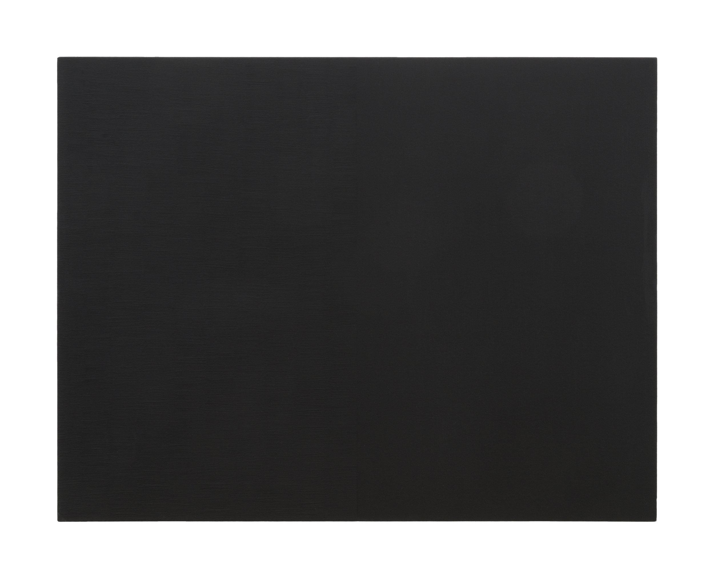 Edith Baumann  Untitled #4,  1979 acrylic on canvas 36 x 46 - 3/4 inches