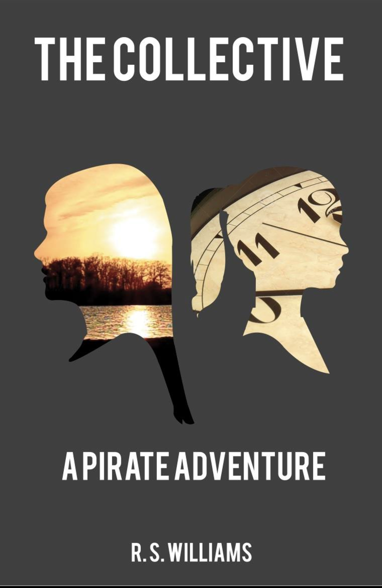 One: I loved the two heads on this and as you can see it was titles A Pirate Adventure.