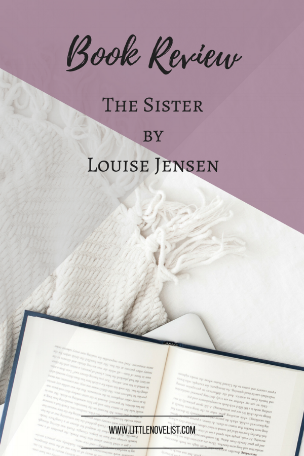 Book Review - The Sister by Louise Jensen.png