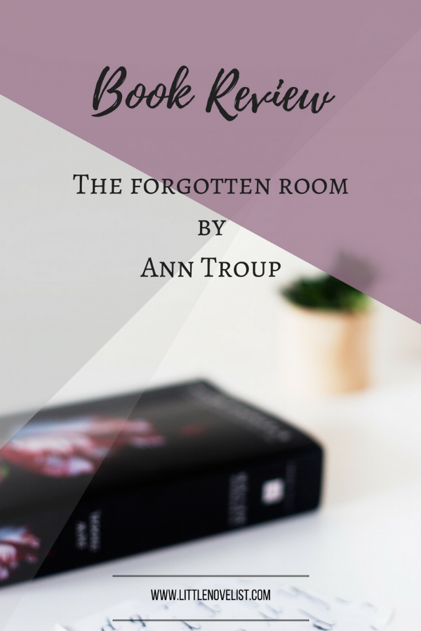Book Review -The forgotten room by Ann Troup.png