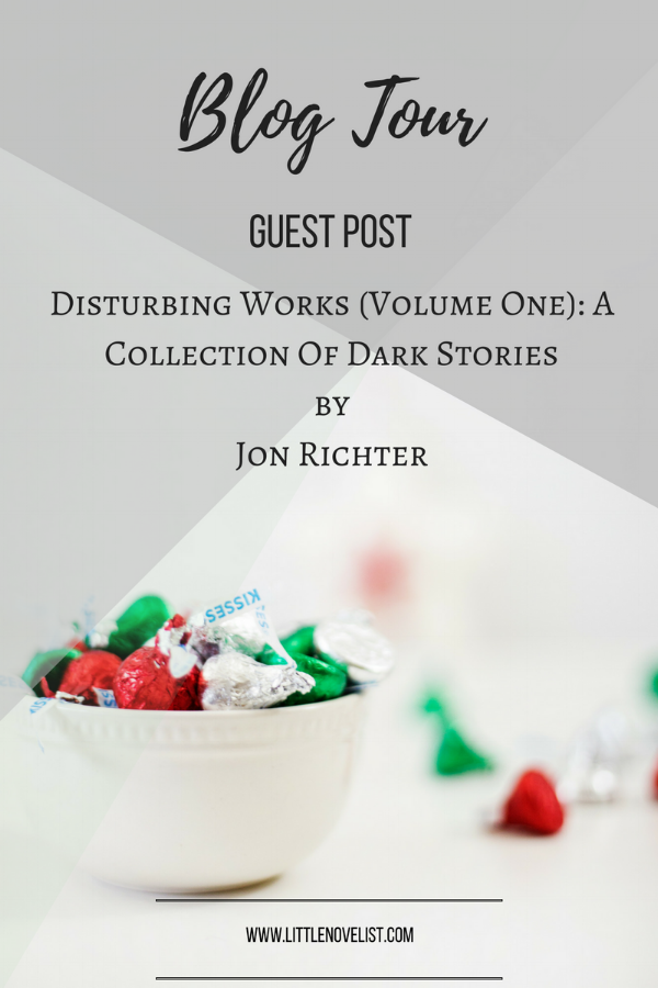 Disturbing Works (Volume One)_ A Collection Of Dark Stories by Jon Richter.png