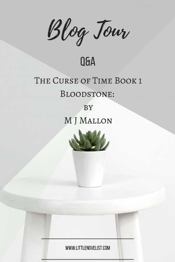 Blog Tour The Curse of Time by M J Mallon.png