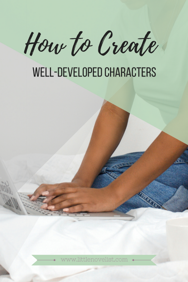 How to Create Well-developed Characters.png