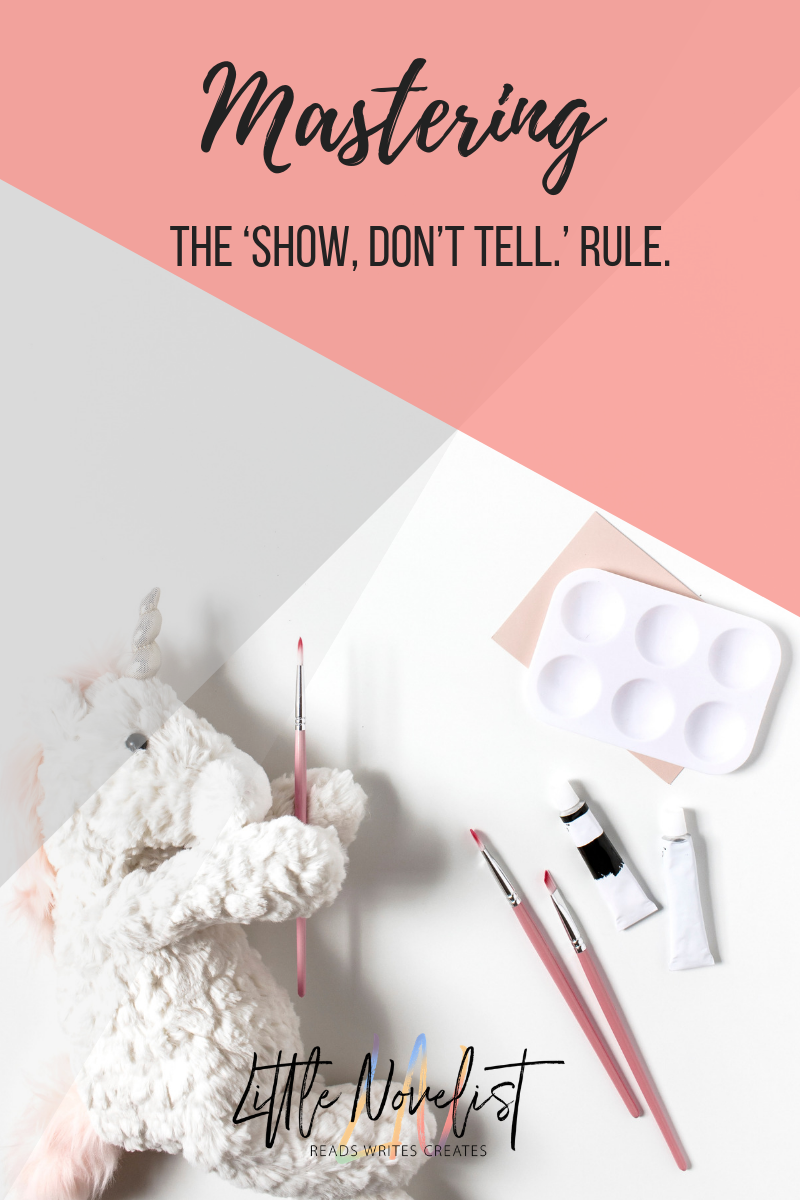 Mastering the 'show, don't tell.' Rule..png