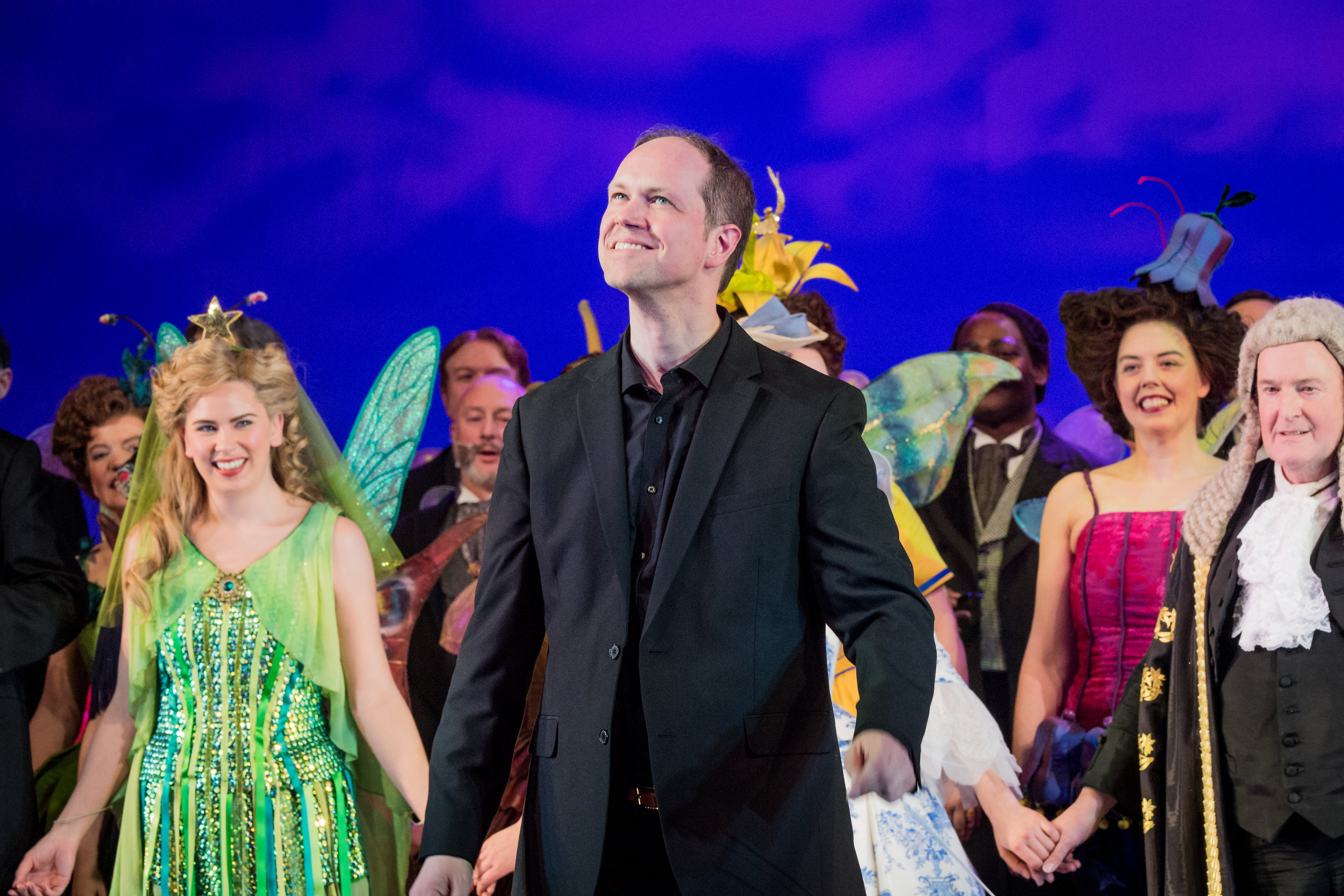 Click here to read press commentary for Timothy Henty's work on English National Opera's Iolanthe (2018) -