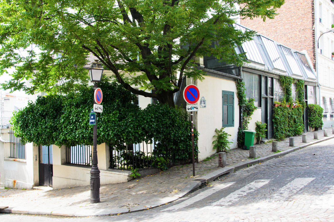 Rue d'Orchampt, Paris 18