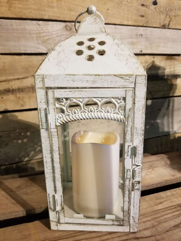 WHITE LANTERNS Rent $5.00 each