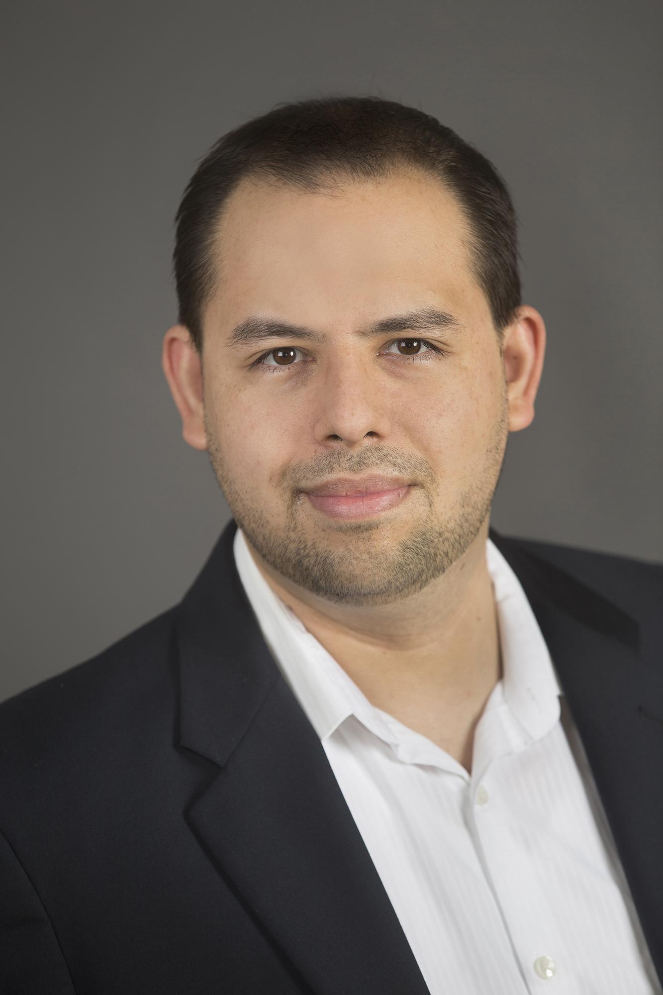 Headshot Environmental Portrait of a Businessman
