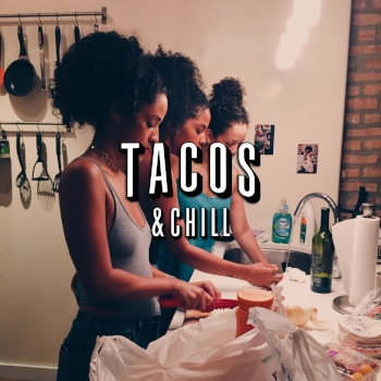 CRWNMAG Presents: Tacos & Chill @ Myrtle & Gold — 8/27 at 9pm!