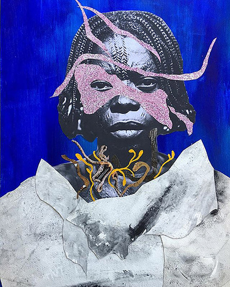 The Uprising, 2016 Kenyatta A.C. Hinkle via artist website