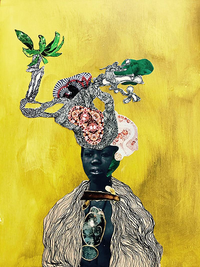 Untitled, Kenyatta A.C. Hinkle via  artist website