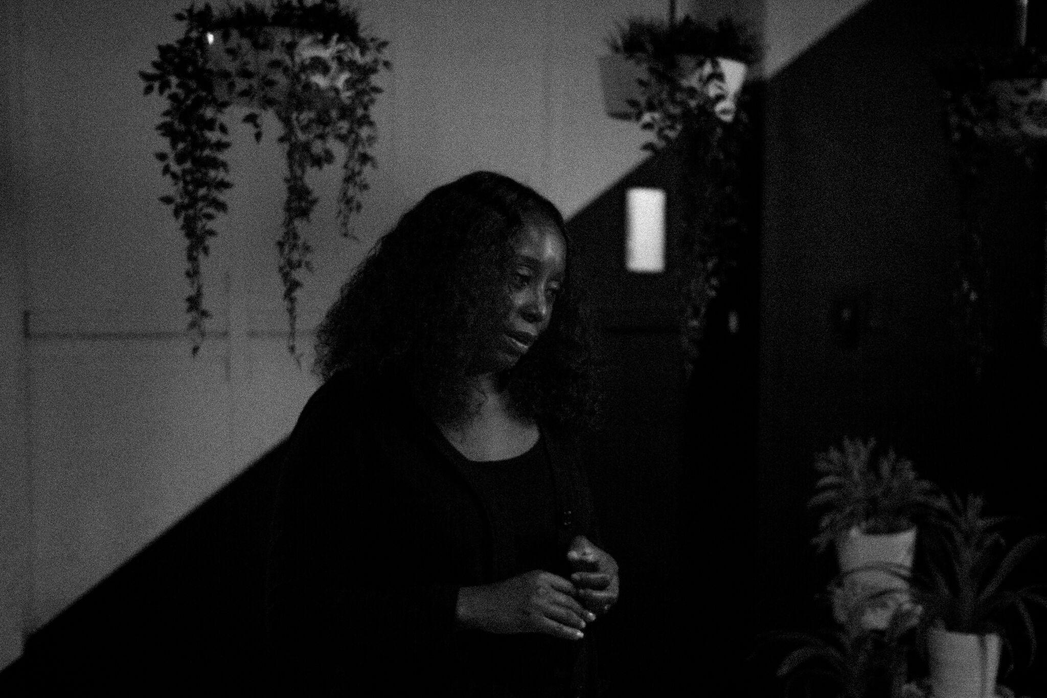 Tracey Bing at Vector 90. Photography: Nkrumah Farrar.