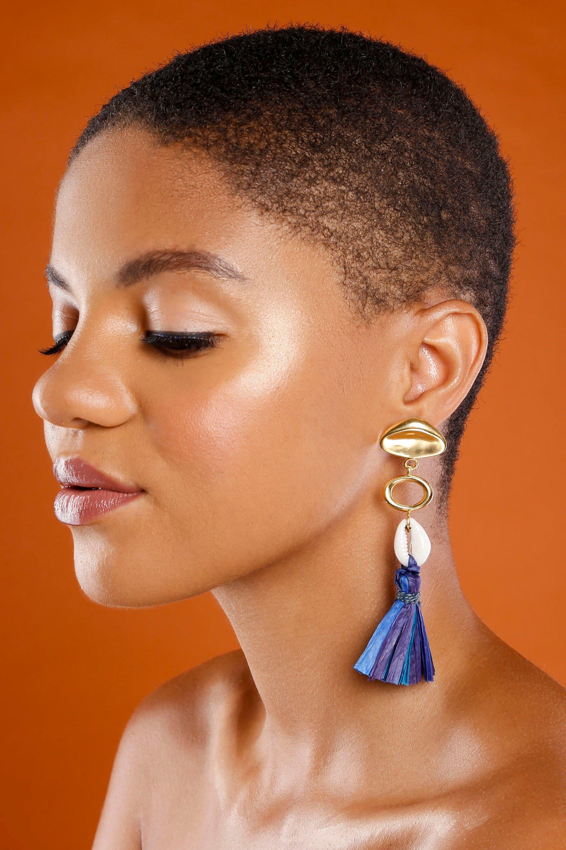 """""""Kingston"""" Earrings"""