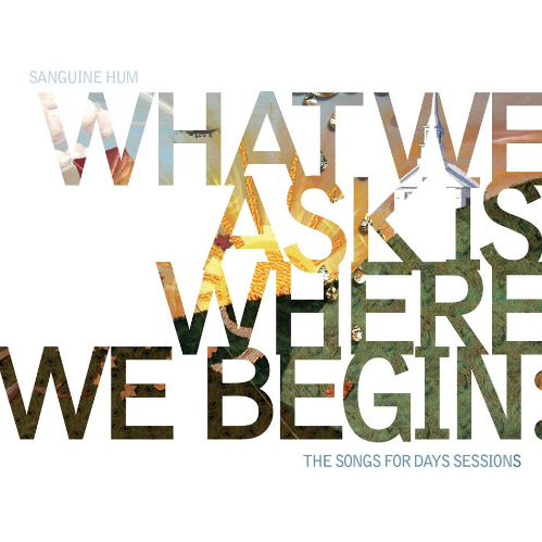 What We Ask Is Where We Begin