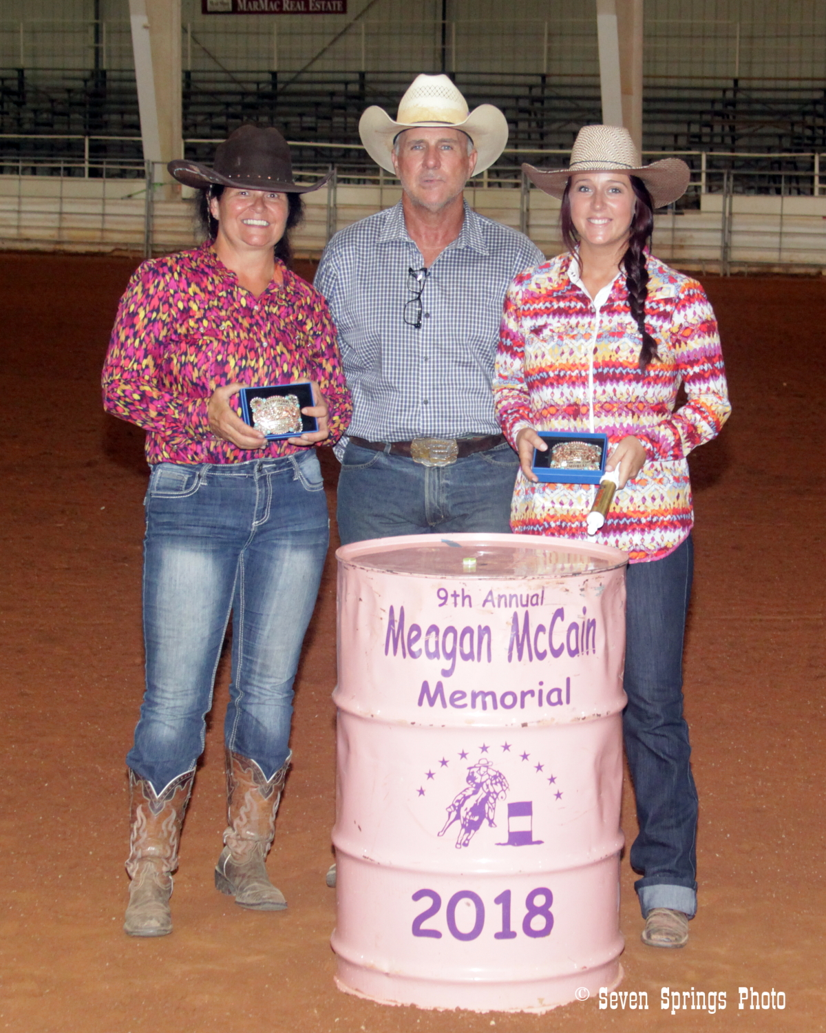 Open Average 3D Champion and Reserve Champion