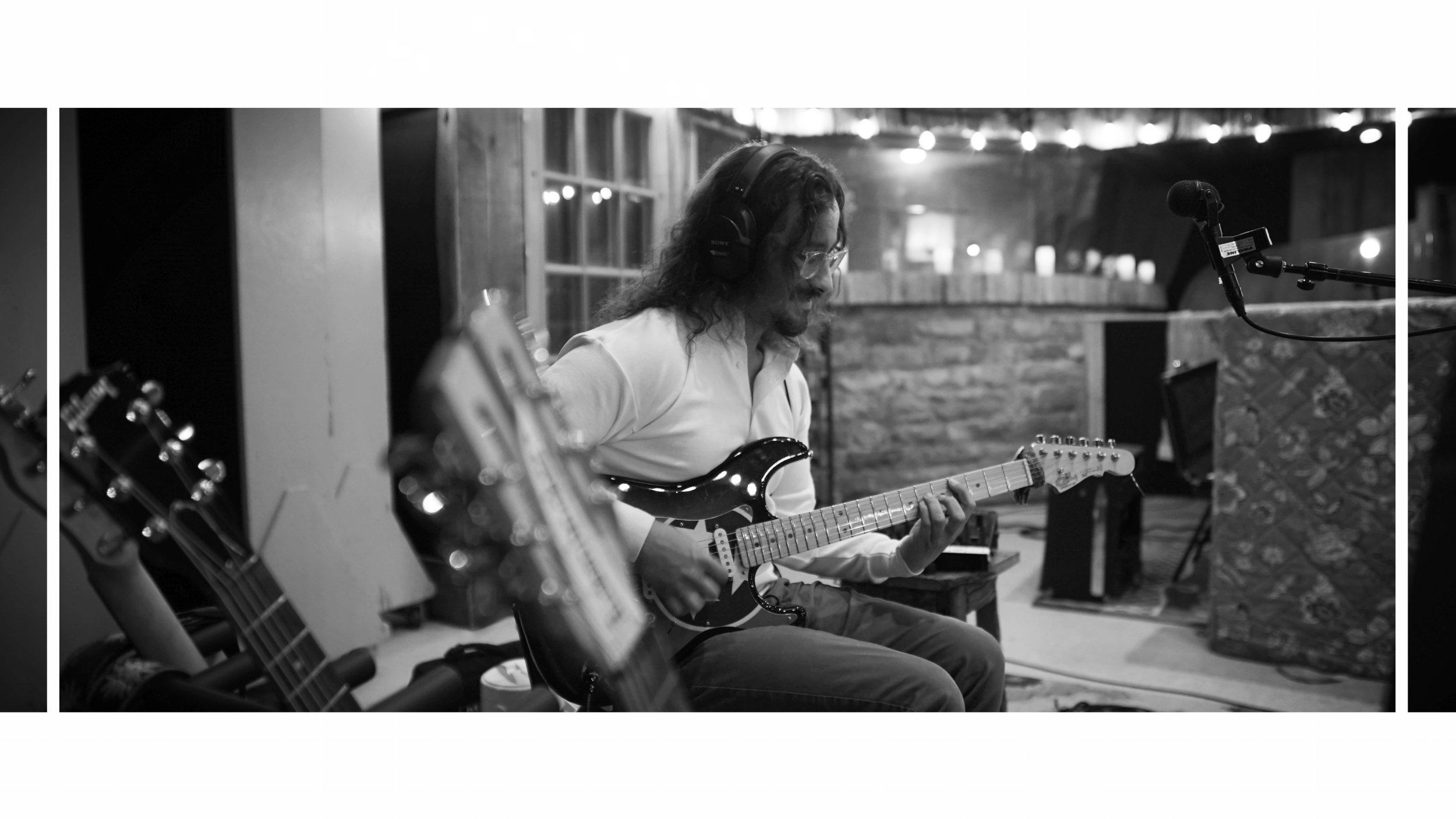 Tyler MartelliElectrical Guitar -