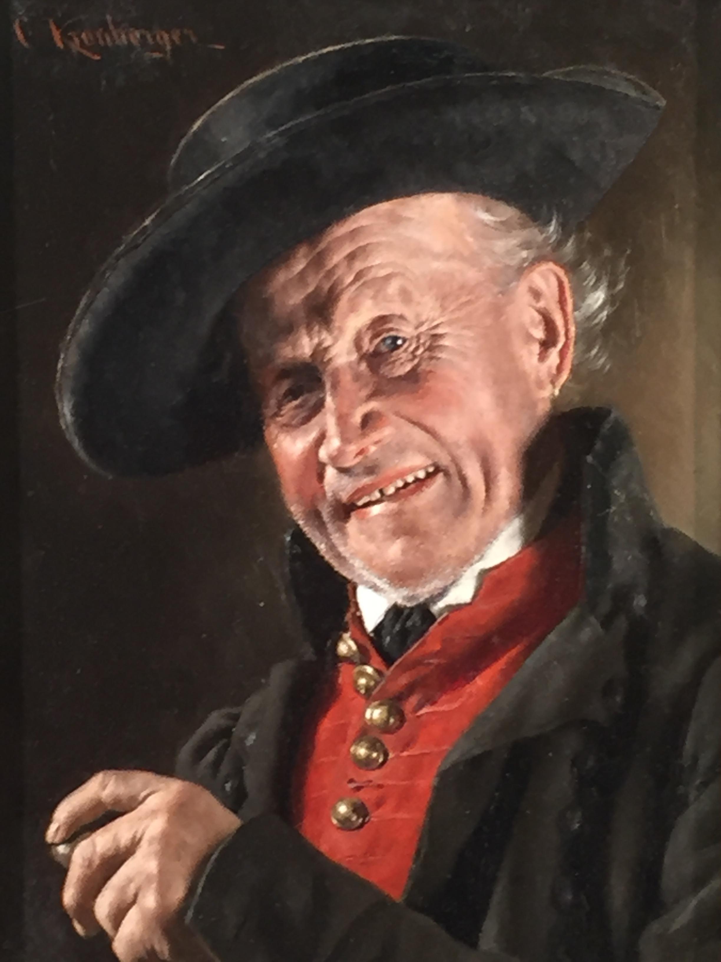 Carl Kronberger