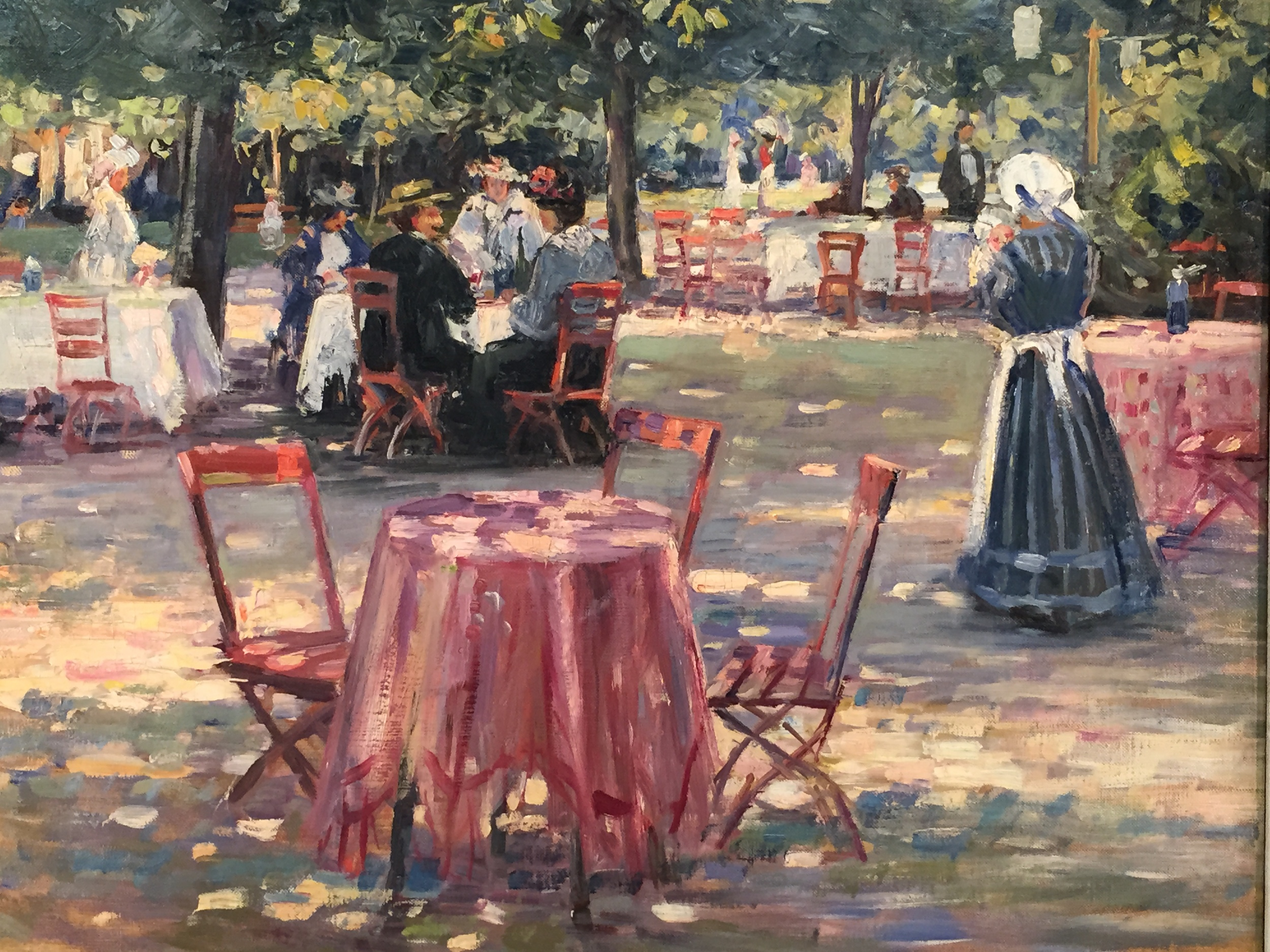 attributed to Max Liebermann