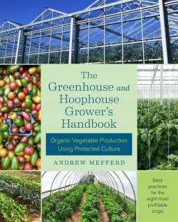 NEW - Finally, a seasoned greenhouse grower has taken the time to share professional greenhouse techniques with the small-scale farming community. Such valuable work was a long time in the coming! Whether you're currently growing in a greenhouse or hoophouse or planning to do so (and you should!), this book will teach you the best practices. It concisely and methodologically demystifies the all-encompassing skill set that you need to become successful at growing lucrative crops in protected space. Andrew Mefferd knows his stuff, and his book is absolute gold. Can't recommend it enough.Sold Directly From Chelsea Green Publishing