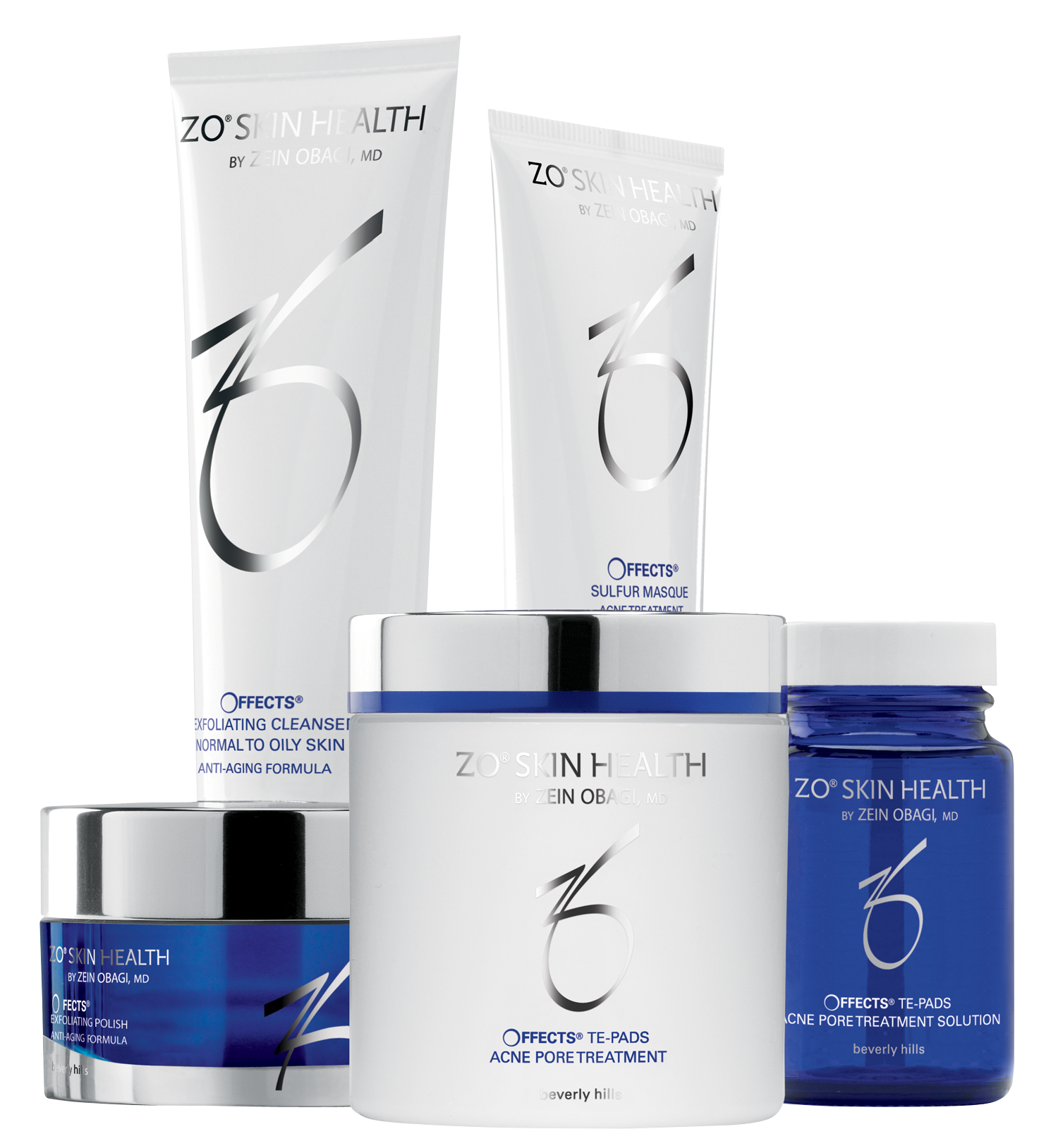 ZO Acne Prevention & Treatment Program