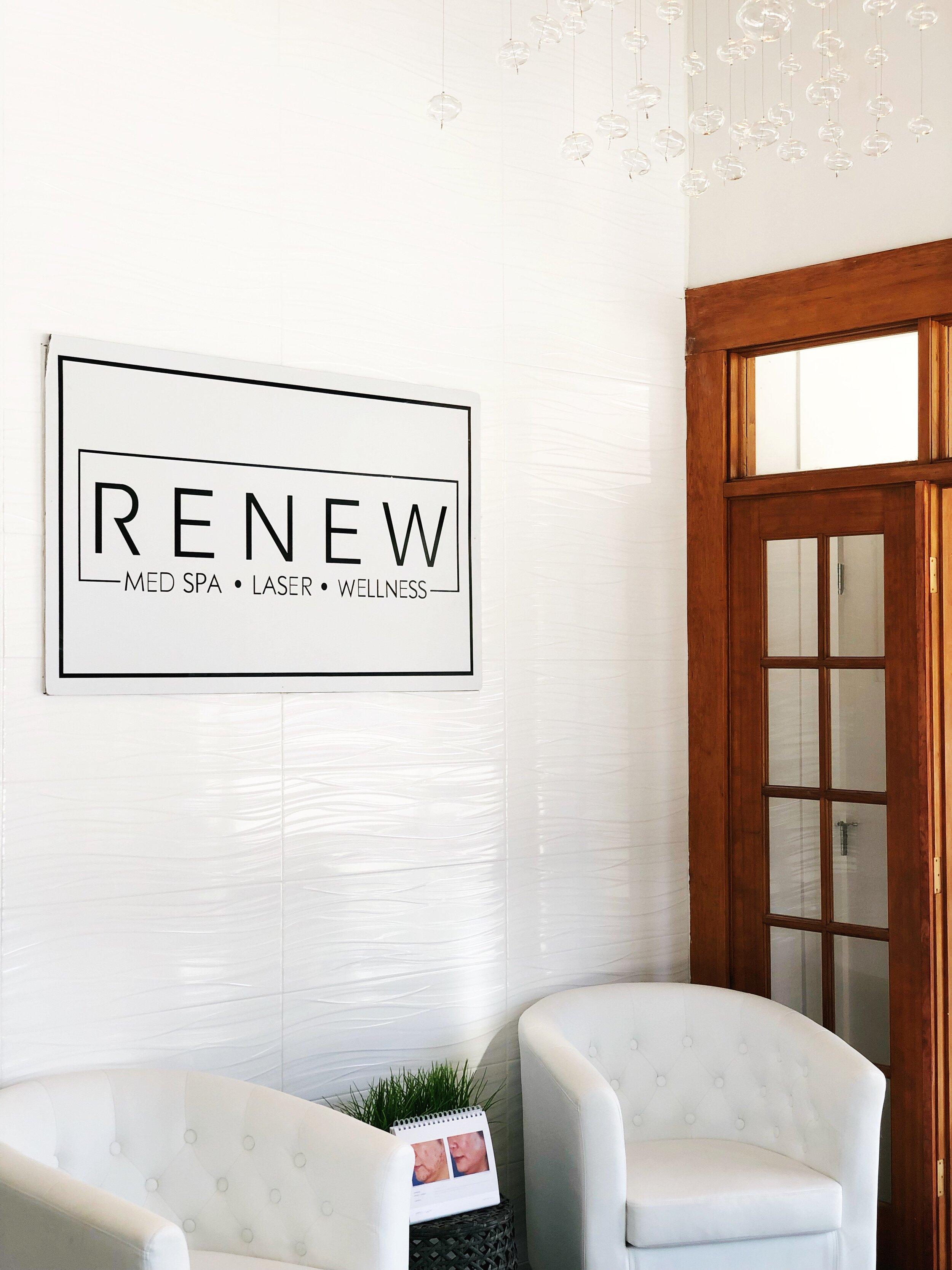 Renew Medical Spa + Laser + Wellness in Downtown Pueblo