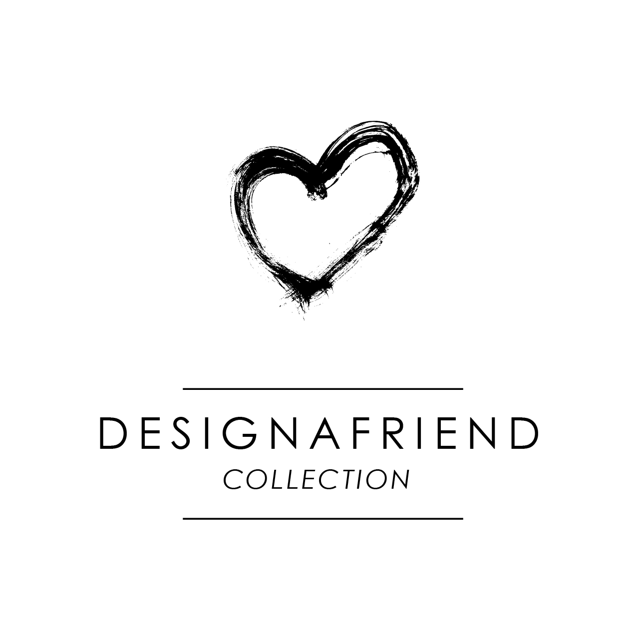 DesignaFriend Logo C  oncept #3