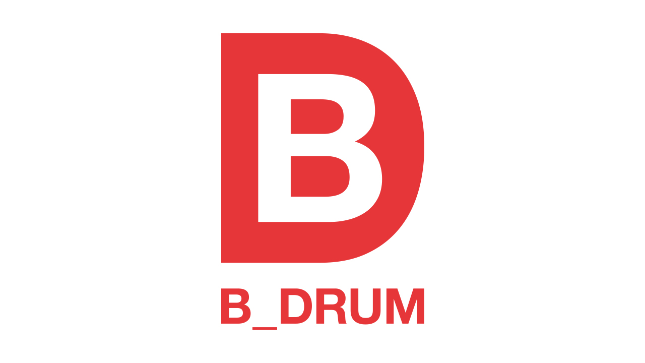 B_Drum Logo