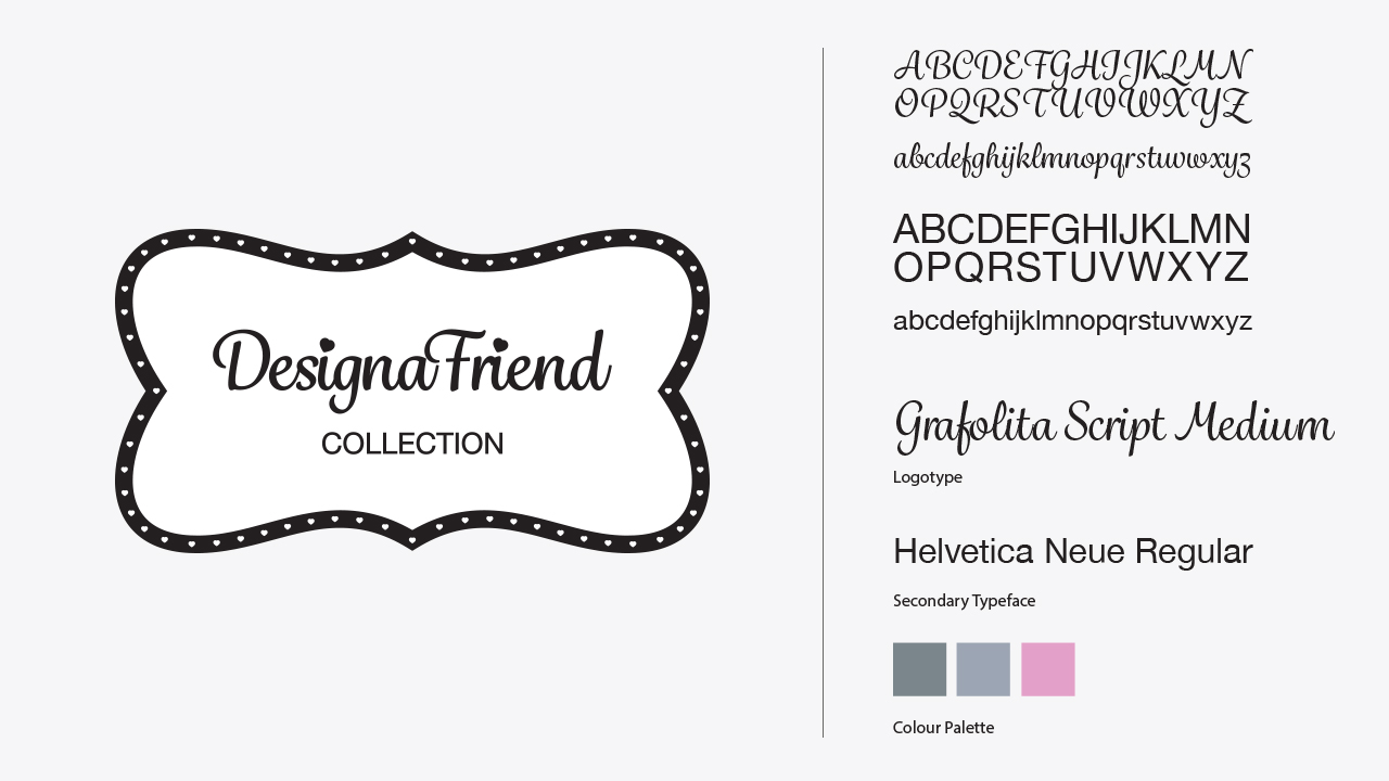 DesignaFriend LogoType