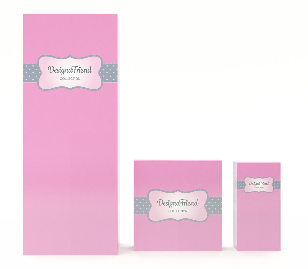 DesignaFriend Packaging