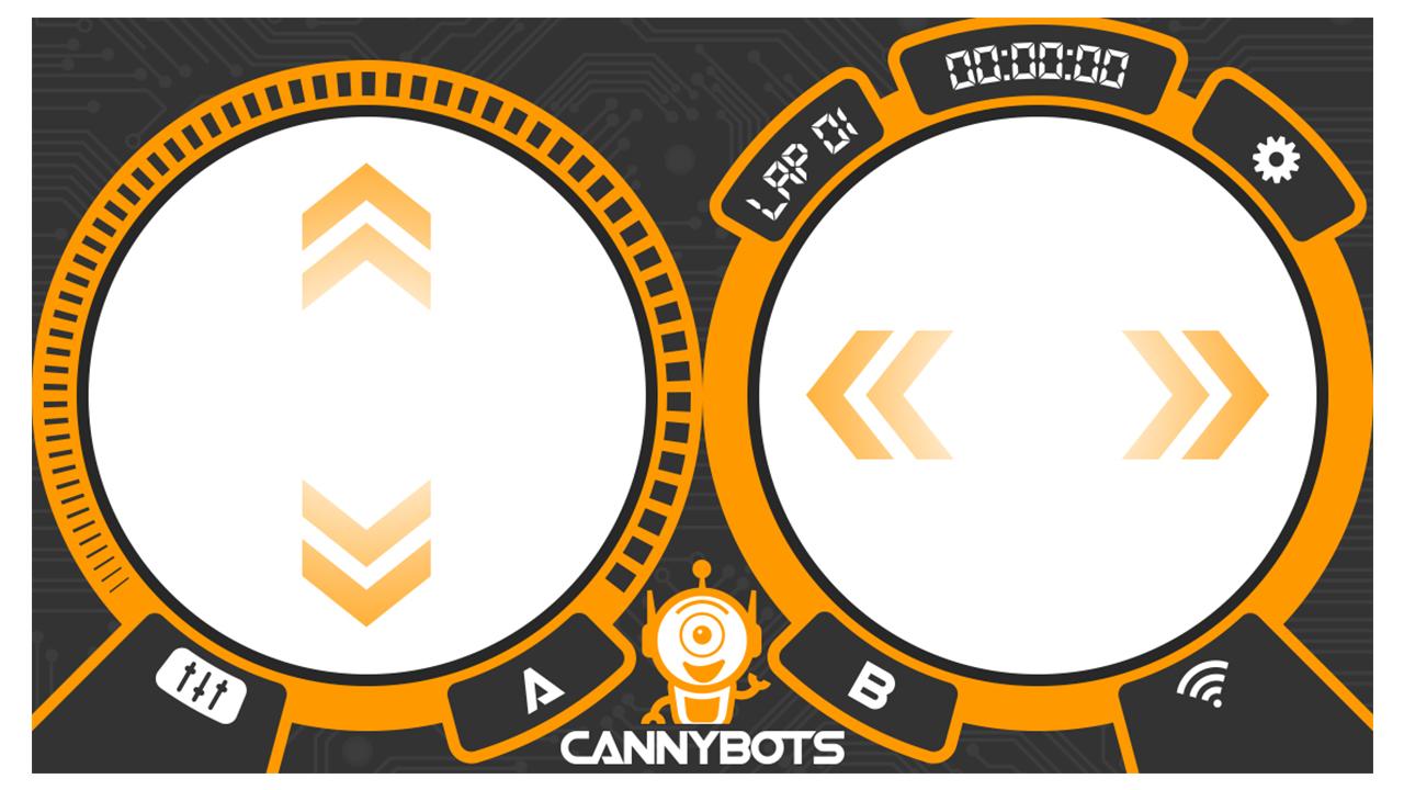 Cannybots Colour #2