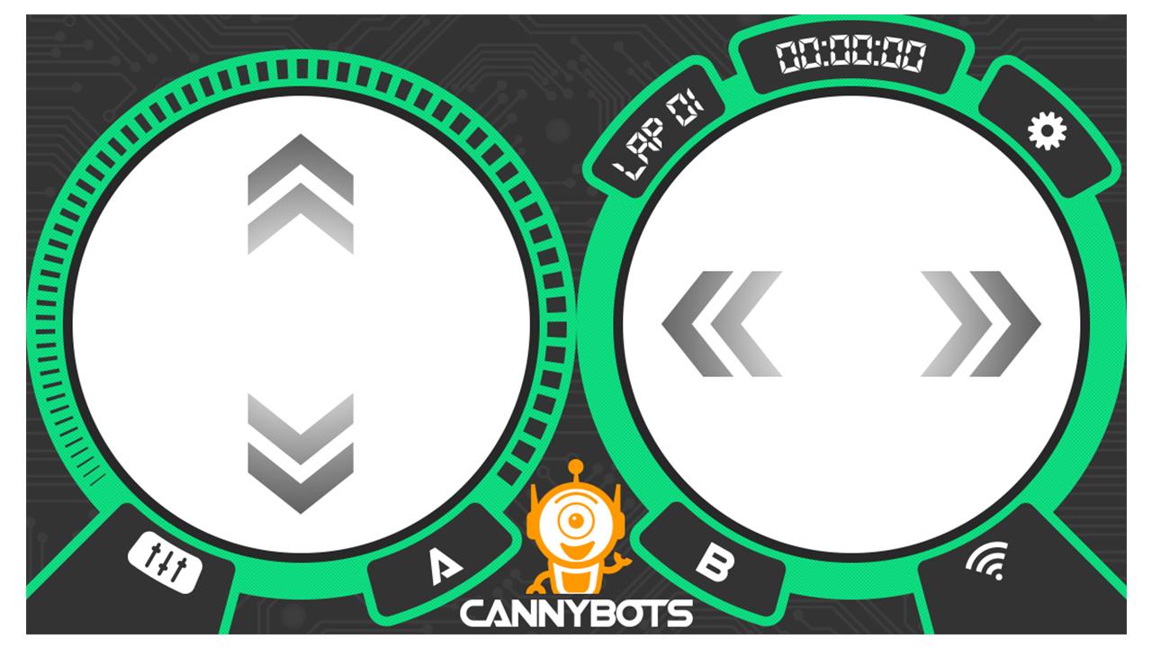 Cannybots Colour #1