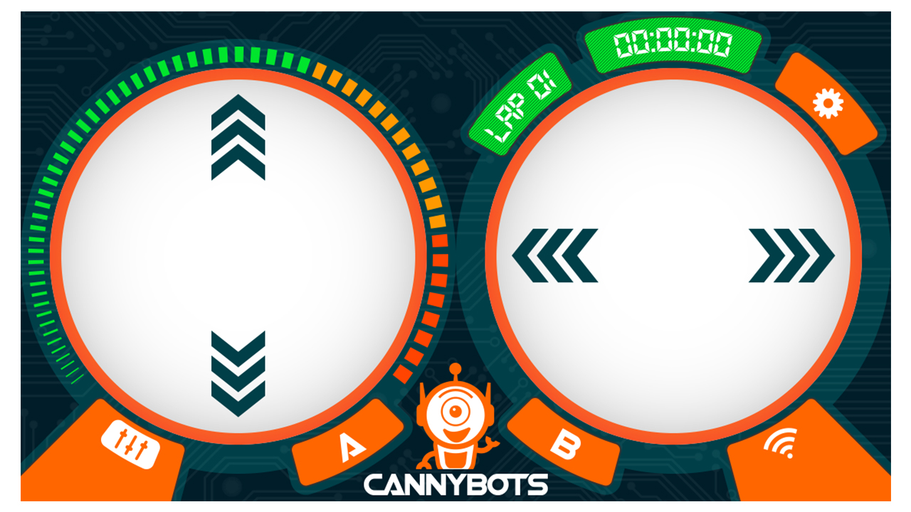 Cannybots Colour #3