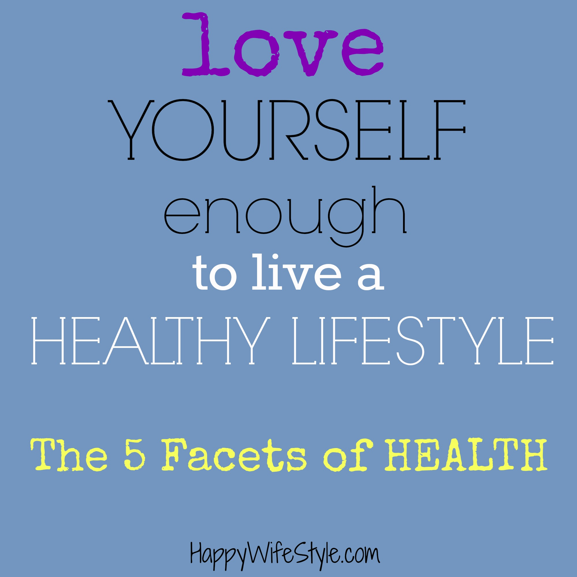 the-5-facets-of-health