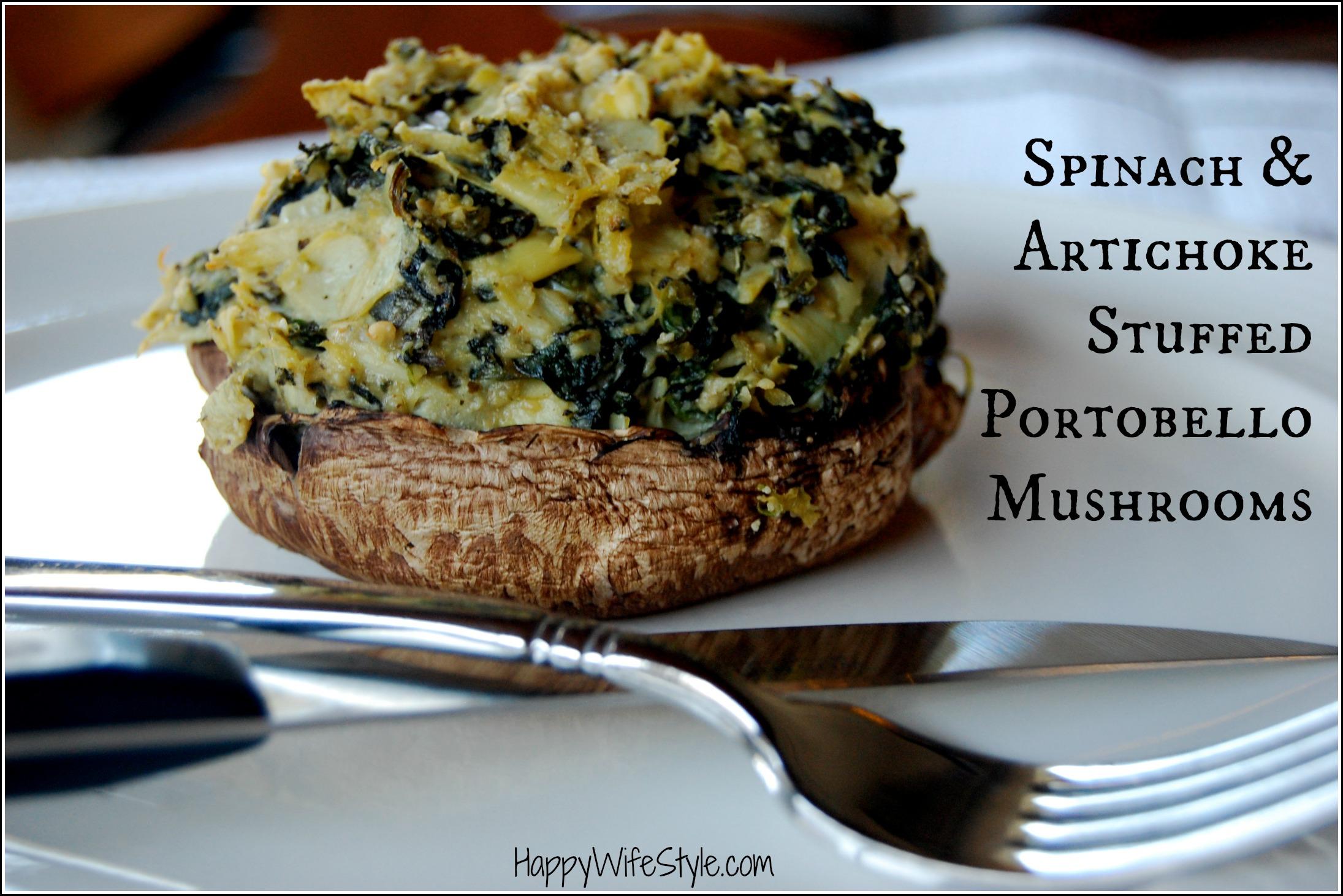 stuffed-portobello-mushroom