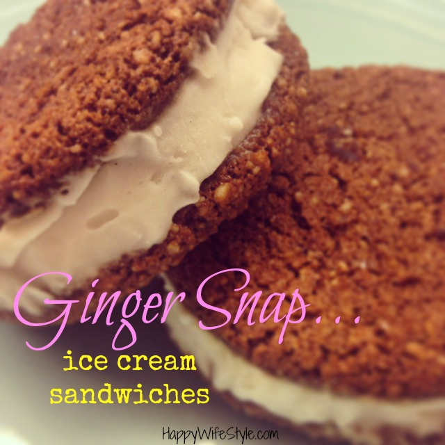 ginger-snap-ice-cream-sandwiches