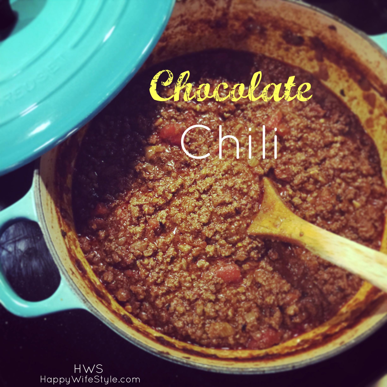 chocolate-chili